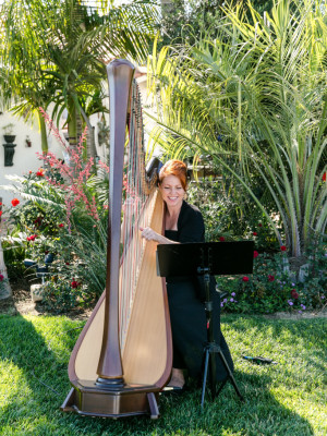 Concert Grand Harp