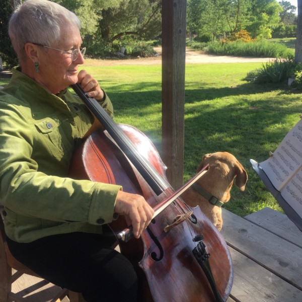 Barbara - Cellist