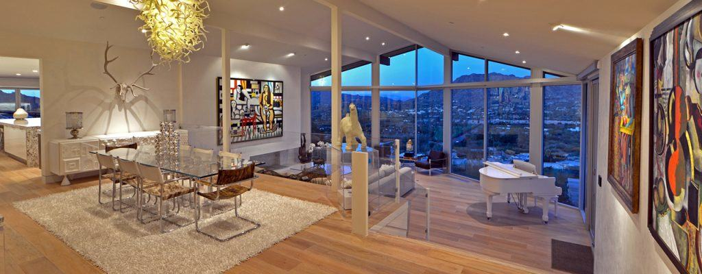 Scottsdale Harpist - Sanctuary Casa #7