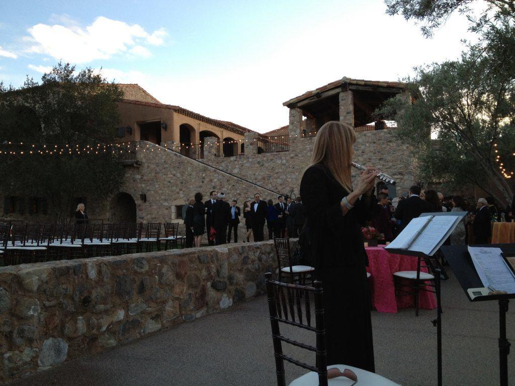 Silverleaf Harp Ceremony