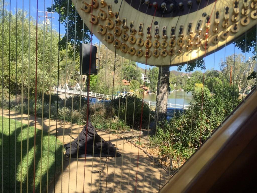 Malibu Lake Harp