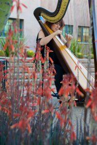 Desert Botanical Garden Harpist – Phoenix, AZ