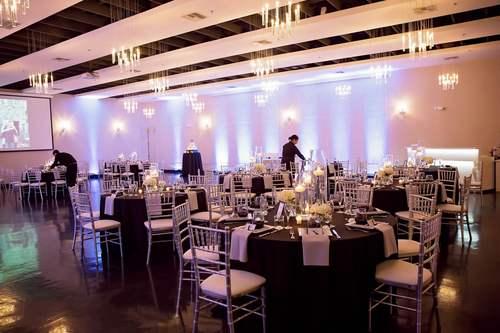 SoHo63 Wedding Reception Room